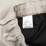 Мужские брюки Maison Kitsune Flannel Casual Beige фото- 7