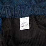 Мужские брюки Maison Kitsune Flannel Casual Blue фото- 7