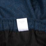 Мужские брюки Maison Kitsune Flannel Casual Blue фото- 6