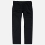 Мужские брюки Maison Kitsune Jay Chino Black фото- 0
