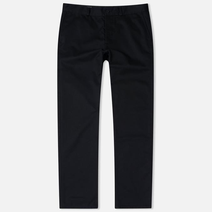 Мужские брюки Maison Kitsune Jay Chino Black