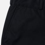 Мужские брюки Maison Kitsune Jay Chino Black фото- 2