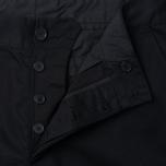 Мужские брюки Maison Kitsune Jay Chino Black фото- 1