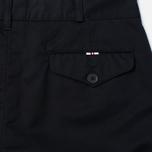 Мужские брюки Maison Kitsune Jay Chino Black фото- 3