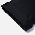Мужские брюки Maison Kitsune Jay Chino Black фото- 4