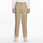 Мужские брюки Maison Kitsune Worker Beige фото- 5