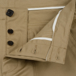 Мужские брюки Maison Kitsune Worker Beige фото- 2