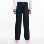 Мужские брюки Maison Kitsune Worker Black фото- 6