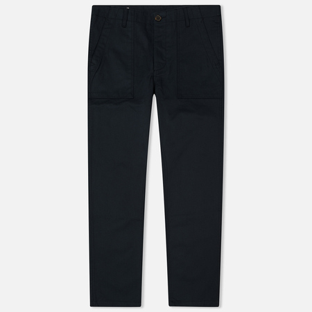 Мужские брюки Maison Kitsune Worker Black