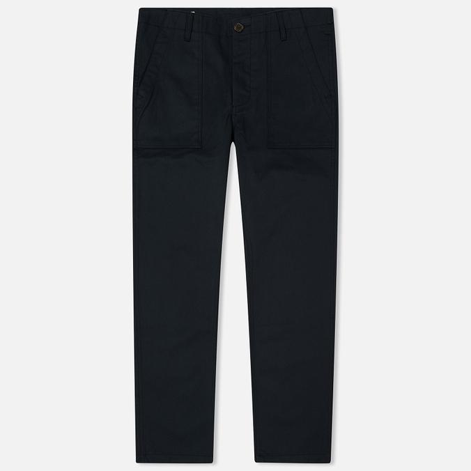 Мужские брюки Maison Kitsune Worker Black