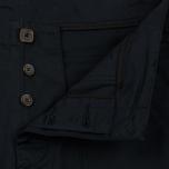 Мужские брюки Maison Kitsune Worker Black фото- 2
