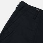 Мужские брюки Maison Kitsune Worker Black фото- 3