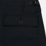 Мужские брюки Maison Kitsune Worker Black фото- 4