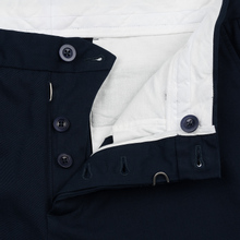 Мужские брюки Maison Margiela Chino Navy Blue фото- 2