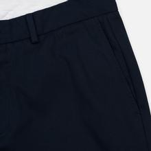 Мужские брюки Maison Margiela Chino Navy Blue фото- 3