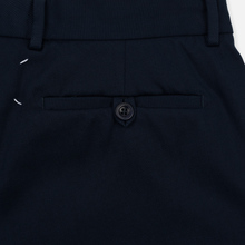 Мужские брюки Maison Margiela Chino Navy Blue фото- 4