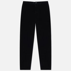 Мужские брюки Maison Margiela Chino Regular Cotton Corduroy Dark Blue