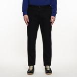 Мужские брюки Maison Margiela Cotton Chino Black фото- 5