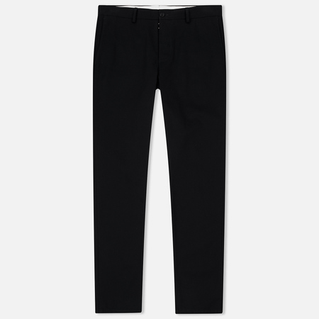 Мужские брюки Maison Margiela Cotton Chino Black