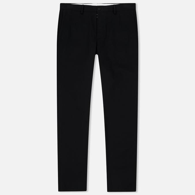 Мужские брюки Maison Margiela Cotton Chino Black