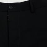 Мужские брюки Maison Margiela Cotton Chino Black фото- 2