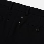Мужские брюки Maison Margiela Cotton Chino Black фото- 3