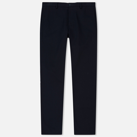 Мужские брюки Maison Margiela Cotton Chino Navy Blue