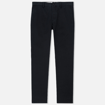 Мужские брюки Maison Margiela Cotton Gabardine Black