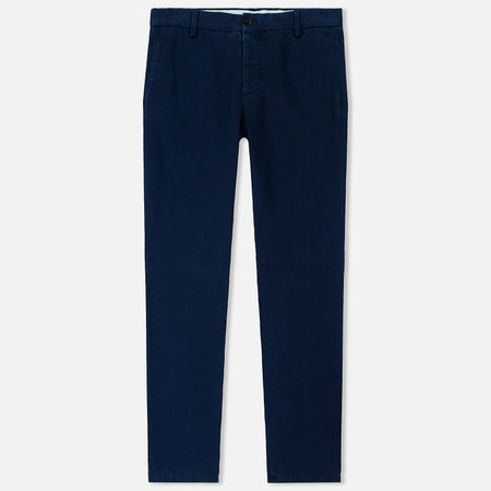 Мужские брюки Maison Margiela Cotton Gabardine Dark Blue