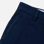 Мужские брюки Maison Margiela Cotton Gabardine Dark Blue фото- 3