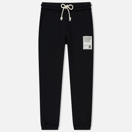 Мужские брюки Maison Margiela Stereotype Patch Jogger Black