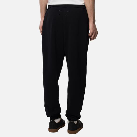 Мужские брюки Maison Margiela Stereotype Patch Sweat Black