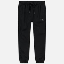 Мужские брюки Marcelo Burlon Cross Jogging Black/White фото- 0