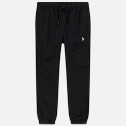 Мужские брюки Marcelo Burlon Cross Jogging Black/White