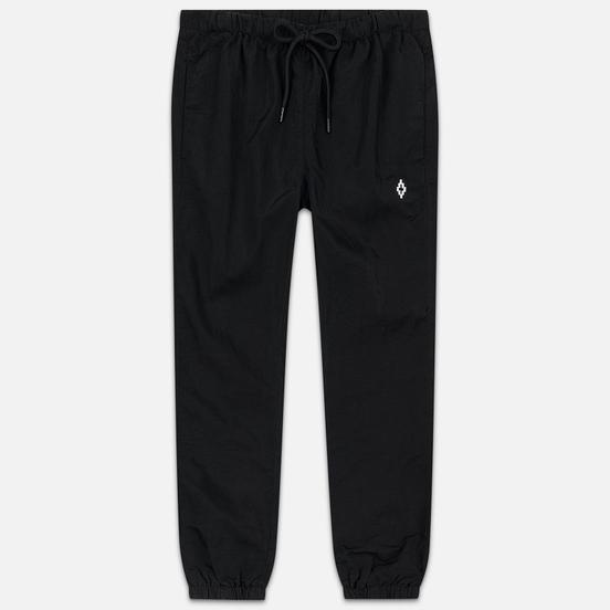 Мужские брюки Marcelo Burlon Cross Jogging Black/White