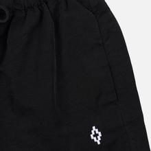 Мужские брюки Marcelo Burlon Cross Jogging Black/White фото- 2
