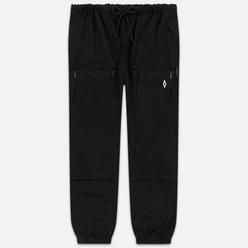 Мужские брюки Marcelo Burlon Cross Pocket Black/White