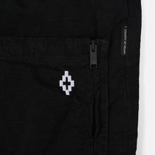 Мужские брюки Marcelo Burlon Cross Pocket Black/White фото- 3