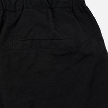 Мужские брюки Marcelo Burlon Cross Pocket Black/White фото- 4