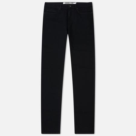 Мужские брюки McQ Alexander McQueen Mismatched Strummer Darkest Black
