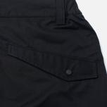 Мужские брюки Maharishi Custom Sweat Black фото- 3