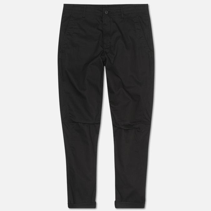 MHI By Maharishi Custom Twill Men's Trousers Black