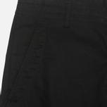 MHI By Maharishi Custom Twill Men's Trousers Black photo- 2