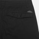 MHI By Maharishi Custom Twill Men's Trousers Black photo- 1