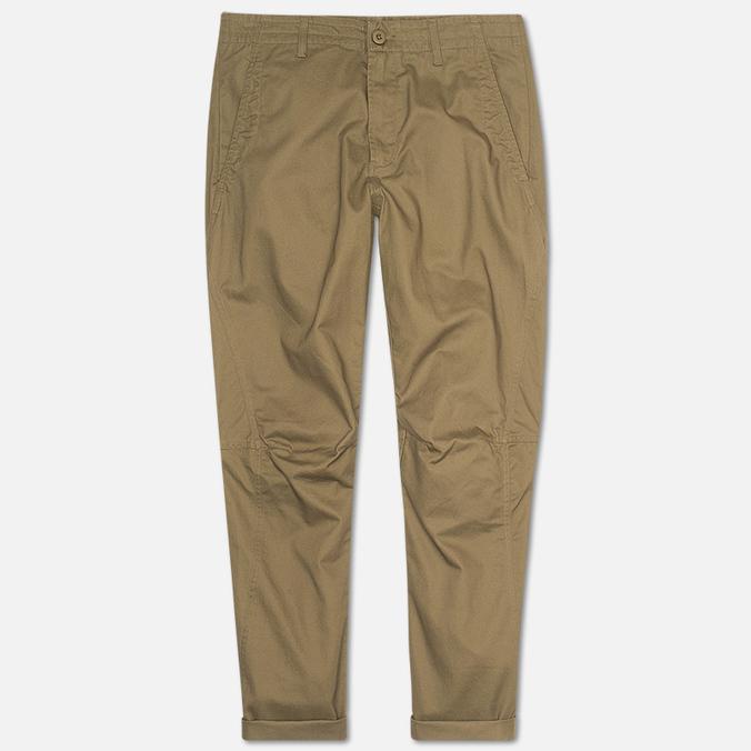 MHI By Maharishi Custom Twill Men's Trousers Olive
