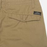 MHI By Maharishi Custom Twill Men's Trousers Olive photo- 1