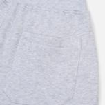 Мужские брюки MSGM Printed Logo Grey фото- 2