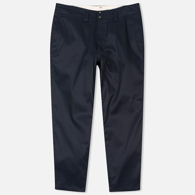 Мужские брюки Nanamica Chino Wind Navy