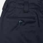 Мужские брюки Nanamica Chino Wind Navy фото- 1