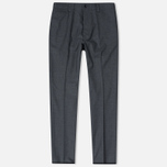Nanamica Club Men's Trousers Heather Grey photo- 0